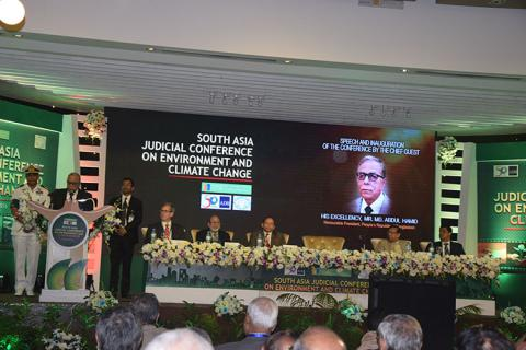 South Asia Judicial Conference on Environment & Climate Change